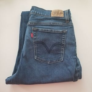 Levi's 512 Perfectly Slimming Bootcut Jeans 14P